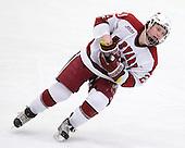 Luke Greiner (Harvard - 24) - The Harvard University Crimson defeated the Dartmouth College Big Green 4-1 (EN) on Monday, January 18, 2010, at Bright Hockey Center in Cambridge, Massachusetts.