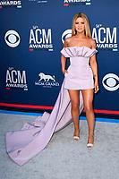 LAS VEGAS, NV - APRIL 7: Maren Morris attends the 54th Annual ACM Awards at the Grand Garden Arena on April 7, 2019 in Las Vegas, Nevada. <br /> CAP/MPIIS<br /> &copy;MPIIS/Capital Pictures