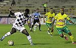 Atlético Huila venció 1-0 al Chicó este sábado por la noche en el estadio La Independencia de Tunja, en juego de la fecha 13 del Torneo Apertura Colombiano 2015.