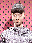 Yuka Mizuhara, Jan 15, 2015 : Japanese model Yuka Mizuhara attends 'adidas Stella Sport Performance Runway' at Tokyo Japan on 15 Jan 2015