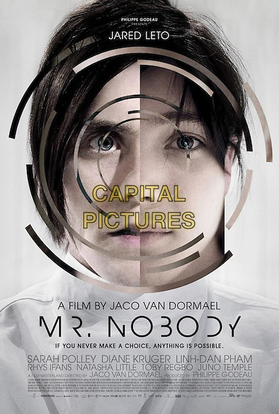 AMERICAN POSTER ART<br /> in Mr. Nobody (2009) <br /> *Filmstill - Editorial Use Only*<br /> CAP/FB<br /> Image supplied by Capital Pictures
