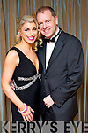 Aileen and Barry Goodman pictured at Hi Style awards, held in the Silver Springs hotel, Cork on Saturday.