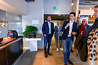 Rotterdam, The Netherlands, 15 Februari 2020, ABNAMRO World Tennis Tournament, Ahoy,<br /> VIP-tour.<br /> Photo: www.tennisimages.com
