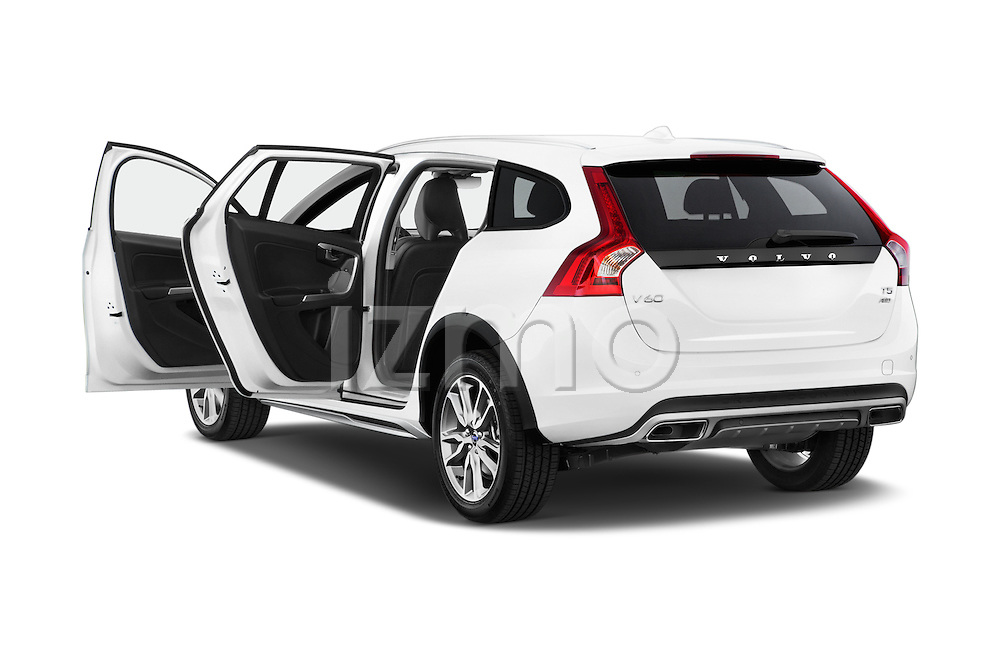 Car images of 2017 Volvo V60 T5-Cross-Country 5 Door Wagon Doors