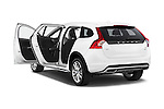 Car images of 2018 Volvo V60 T5-Cross-Country 5 Door Wagon Doors