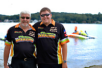 "Roger & Mike Mahan, H-12 ""Pleasure Seeker""    (H350 Hydro) (5 Litre class hydroplane(s)"
