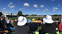 General view.<br /> New Zealand Blackcaps v England. 5th ODI International one day cricket, Hagley Oval, Christchurch. New Zealand. Saturday 10 March 2018. &copy; Copyright Photo: Andrew Cornaga / www.Photosport.nz