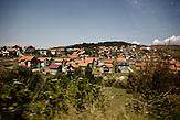 Ilija? - municipality of Sarajevo. Surrounding areas of minefields.