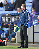9th September 2017, Macron Stadium, Bolton, England; EFL Championship football, Bolton Wanderers versus Middlesbrough; Bolton Wanderers manager Phil Parkinson in the technical area