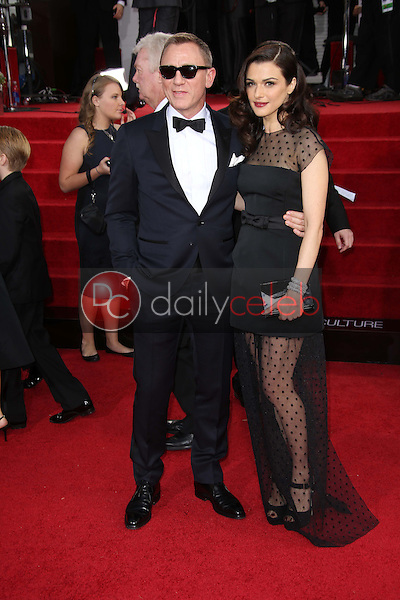 Daniel Craig, Rachel Weisz<br />