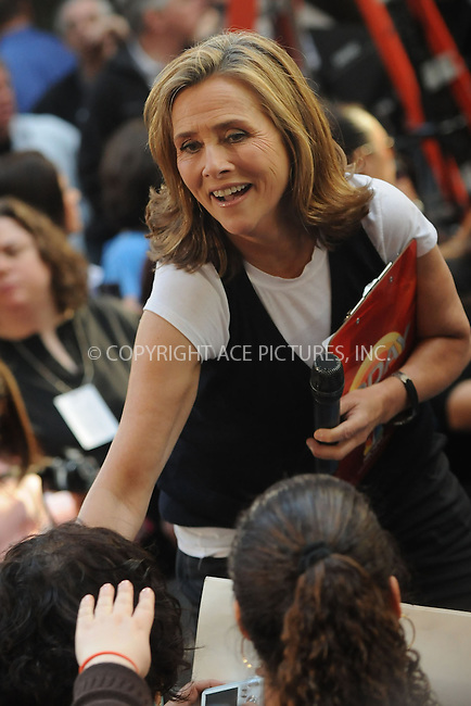 WWW.ACEPIXS.COM . . . . . ....May 8 2009, New York City....Meredith Vieira on NBC's 'Today' show at the Rockefeller Center on May 8, 2009 in New York City. ....Please byline: KRISTIN CALLAHAN - ACEPIXS.COM.. . . . . . ..Ace Pictures, Inc:  ..tel: (212) 243 8787 or (646) 769 0430..e-mail: info@acepixs.com..web: http://www.acepixs.com