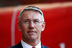 Nigel Adkins manager of Sheffield Utd during the Sky Bet League One match at Bramall Lane Stadium. Photo credit should read: Simon Bellis/Sportimage