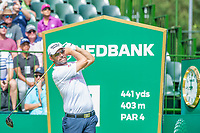 Padraig Harrington (IRL) during the first round at the Nedbank Golf Challenge hosted by Gary Player,  Gary Player country Club, Sun City, Rustenburg, South Africa. 14/11/2019 <br /> Picture: Golffile | Tyrone Winfield<br /> <br /> <br /> All photo usage must carry mandatory copyright credit (© Golffile | Tyrone Winfield)