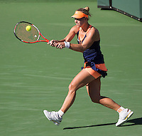 ANGELIQUE KERBER (GER)<br /> <br /> Tennis - BNP PARIBAS OPEN 2015 - Indian Wells - ATP 1000 - WTA Premier -  Indian Wells Tennis Garden  - United States of America - 2015<br /> &copy; AMN IMAGES