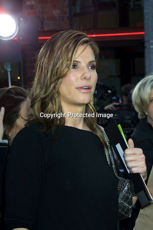 ©2003 KATHY HUTCHINS/HUTCHINS PHOTO.MATRIX RELOADED PREMIERE.WESTWOOD,CA.MAY 7, 2003..SANDRA BULLOCK
