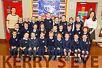 Miss Donoghue's Junior infants Class in Spa NS.