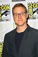 SAN DIEGO - July 23:  Alan Tudyk at Comic-Con Sunday 2017 at the Comic-Con International Convention on July 23, 2017 in San Diego, CA