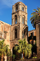 Church of Santa Maria Dell'Ammiraglo, Palermo, Sicily