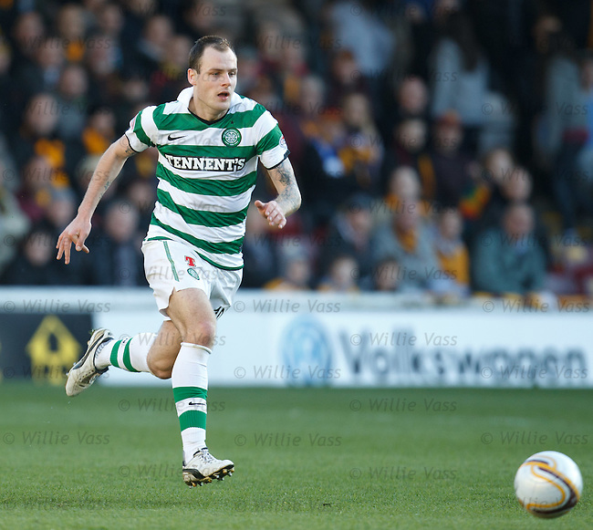 Anthony Stokes, Celtic