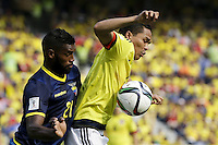 Colombia - Ecuador hacia Mundial 2018