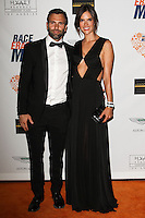 CENTURY CITY, CA, USA - MAY 02: Jamie Mazur, Alessandra Ambrosio at the 21st Annual Race To Erase MS Gala held at the Hyatt Regency Century Plaza on May 2, 2014 in Century City, California, United States. (Photo by Celebrity Monitor)