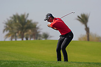 Lucas Herbert (AUS) on the 9th during Round 4 of the Saudi International at the Royal Greens Golf and Country Club, King Abdullah Economic City, Saudi Arabia. 02/02/2020<br /> Picture: Golffile | Thos Caffrey<br /> <br /> <br /> All photo usage must carry mandatory copyright credit (© Golffile | Thos Caffrey)