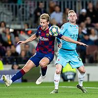 2019 Champions League Football Barcelona v Slavia Prague 5th Nov