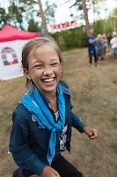 20140805 Vilda-l&auml;ger p&aring; Kragen&auml;s. Foto f&ouml;r Scoutshop.se<br /> scout, springer, dag, glad, l&auml;gerplats, t&auml;lt