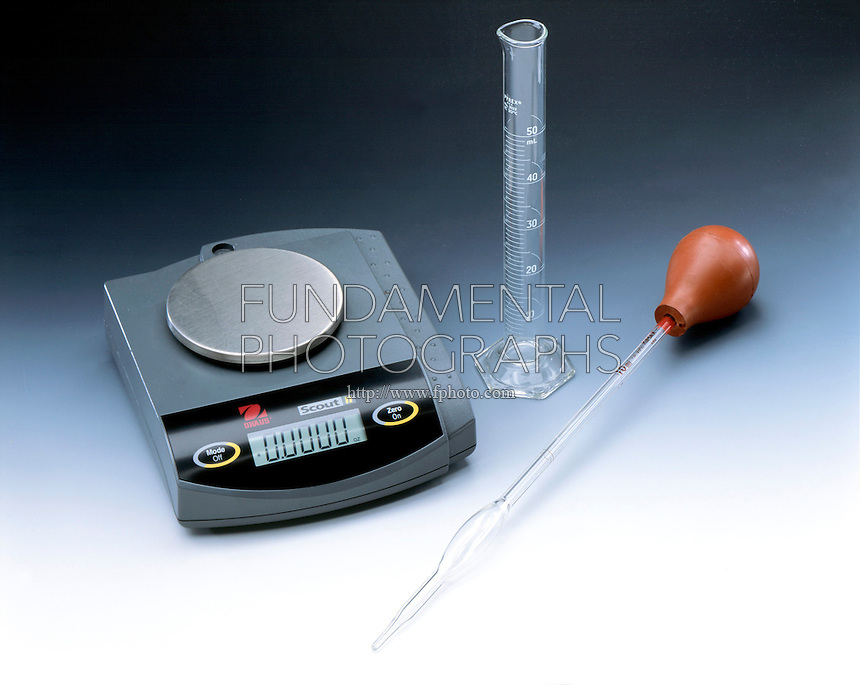 GRADUATED CYLINDER, PIPETTE, & ANALYTICAL BALANCE. Different Units of Calibration. Science uses instruments to make measurements.  Every instrument is calibrated in a particular unit without which the measurements would be meaningless.
