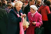 11.04.2010 Warsaw, Poland.<br /> People mourning the tragic death of President Lech Kaczynski and his wife in front of the presidential residence.<br /> <br /> Photo: Ewa Meissner / Napo Images<br /> <br /> 11.04.2010 Warszawa, Polska.<br /> Zaloba po tragicznej smierci Prezydenta Lecha Kaczynskiego i jego malzonki,ul. Krakowskie Przedmiescie przed Palacem Prezydenckim.<br /> <br /> fot. Ewa Meissner / Napo Images