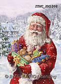 Marcello, CHRISTMAS SANTA, SNOWMAN, WEIHNACHTSMÄNNER, SCHNEEMÄNNER, PAPÁ NOEL, MUÑECOS DE NIEVE, paintings+++++,ITMCXM1508,#X#
