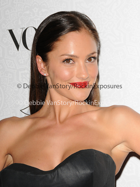 """Minka Kelly at Art of Elysium 3rd Annual Black Tie charity gala '""""Heaven"""" held at 990 Wilshire Blvd in Beverly Hills, California on January 16,2010                                                                   Copyright 2009 DVS / RockinExposures"""