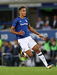 Everton's Dominic Calvert-Lewin in action during the Europa League Qualifying Play Offs 1st Leg match at Goodison Park Stadium, Liverpool. Picture date: August 17th 2017. Picture credit should read: David Klein/Sportimage