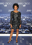 WEST HOLLYWOOD, CA. - November 02: Garcelle Beauvais-Nilon arrives at Jimmy Choo For H&M at a private residence on November 2, 2009 in West Hollywood, California..Headline: .