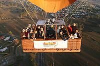 20140812 August 12 Hot Air Balloon Gold Coast