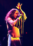 Rainbow 1977 Ronnie James Dio.© Chris Walter.