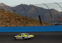 Apr 20, 2006; Phoenix, AZ, USA; Nascar Nextel Cup racer Greg Biffle driver of the (16) Subway/National Guard Ford Fusion during qualifying for the Nextel Cup Subway Fresh 500 at Phoenix International Raceway. Mandatory Credit: Mark J. Rebilas-US PRESSWIRE Copyright © 2006 Mark J. Rebilas..