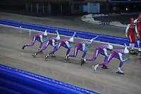 SCHAATSEN: HEERENVEEN: 17-06-2014, IJsstadion Thialf, Zomerijs training, iSkate, ©foto Martin de Jong