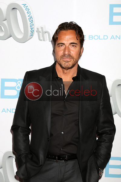 """Thorsten Kaye<br /> at the """"The Bold and The Beautiful"""" 30th Anniversary Party, Clifton's Downtown, Los Angeles, CA 03-18-17<br /> David Edwards/DailyCeleb.com 818-249-4998"""