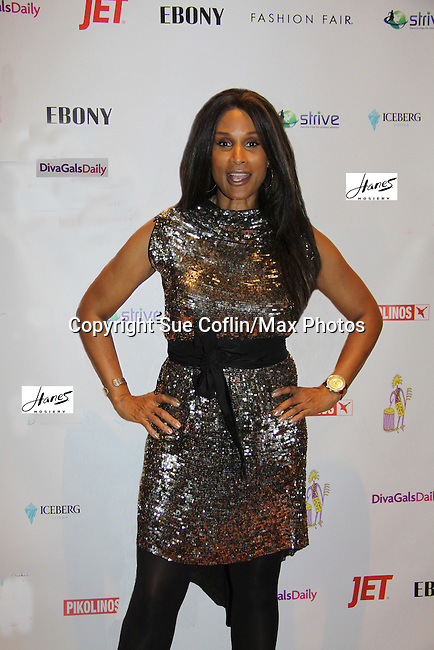 Color of Beauty Awards honoring supermodel Beverly Johnson on February 4, 2014 at Holy Apostles, New York City, New York. (Photo by Sue Coflin/Max Photos)