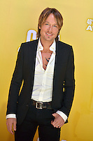 NASHVILLE, TN - NOVEMBER 1: Keith Urban arrives on the Macy's Red Carpet at the 46th Annual CMA Awards at the Bridgestone Arena in Nashville, TN on Nov. 1, 2012. © mpi99/MediaPunch Inc. /NortePhoto