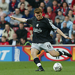 John Arne Riise of Liverpool