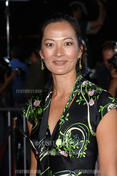 Actress ROSALIND CHAO at the Los Angeles premiere of her new movie Just Like Heaven at the Grauman's Chinese Theatre, Hollywood..September 8, 2005  Los Angeles, CA.© 2005 Paul Smith / Featureflash