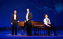An American in Paris. West End Premiere of the Tony Award winning show. Directed and Choreographed by Christopher Weldon. With Haydn Oakley as Henri Baurel, David Seadon-Young as Adam Hochberg,  Robert Fairchild as Jerry Mulligan.Opens at The Dominion Theatre, London on 14/3/17 . ONLY FOR EDITORIAL USE