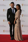 London, UK. 8 May 2016. Mark Wright and Michelle Keegan. Red carpet  celebrity arrivals for the House Of Fraser British Academy Television Awards at the Royal Festival Hall.