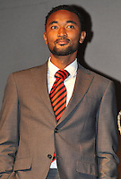 James Riley of D.C. United during the 11th Annual Kickoff luncheon, at The Hamilton Live DC in Washington DC , Tuesday March 5, 2013.