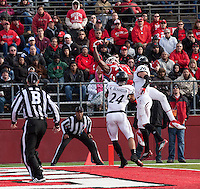 Scarlet Knights Football Game, High Point Solutions Stadium, New Brunswick, New Jersey