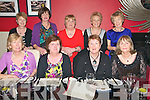 25th Christmas Party: Listowel girls who have been celebrating Christmas  for 25 years pictured at Fitzgerald's Restaurant, Listowel on Saturday night last. Front : Betty Beasley, Helen Moylan, Mary O'Hanlon & Bridie O'Rourke, Back : Mary Walsh, Mary Dillon, Joan Kenney, Julie Gleeson & Norita Kileen.