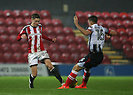 David Brooks of Sheffield Utd during the Checkatrade Trophy match at Blundell Park Stadium, Grimsby. Picture date: November 9th, 2016. Pic Simon Bellis/Sportimage