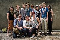 International Gathering Burundi 2011 - Swedish Delegation